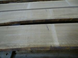 Kiln Dried Prime European Oak, Waney Edge, Live Edge For Shelving,Sawn 250mm