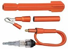 Tool-Aid #23970: In-Line Spark Checker Kit for Recessed Plugs.