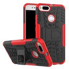 NEUF Etui Hybride 2 Pièces Extérieur Rouge pour Xiaomi Mi 5X / MI A1