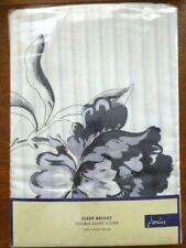 Joules Duvet Quilt Cover Monochrome Regency Floral 100% Cotton Double Size