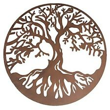 Large Tree of Life Wall Art Ornament for Garden Or Home Decoration 60cm