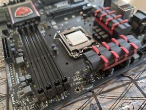BUNDLE - Intel CPU core i7-4790k with MSI Z97 GAMING 5 Motherboard