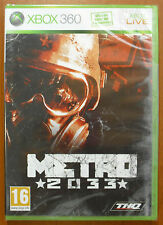 Metro 2033, Xbox 360, Pal-España en Castellano ¡¡NUEVO Y PRECINTADO A ESTRENAR!!