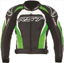 Blousons verts RST pour motocyclette