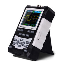 Digital 24 Lcd Handheld Oscilloscope 120mhz Bandwidth 500msas Sampling Rate