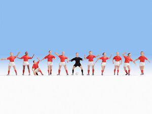 Noch 45967 Tt Gauge, Soccer Team # New Original Packaging ##