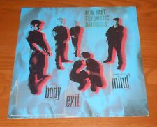 New, Fast, Automatic Daffadils Body Exit Mind Poster Flat 1993 Promo 12x12 Rare