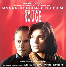Zbigniew Preisner CD Single Trois Couleurs Rouge (Bande Originale Du Film) -
