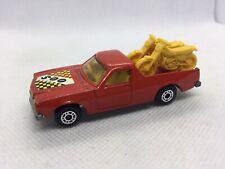 Matchbox Superfast Holden Pickup Red 1977 Excellent