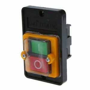 AC 220/380V ON/OFF Water Proof Push Button Switch KAO-5 V6C7