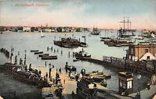 Portsmouth Harbour, boats port harbour, Yacht Fitters, Cookes
