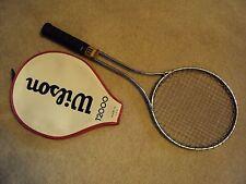 Wilson T-2000 Tennis Racket - Vintage