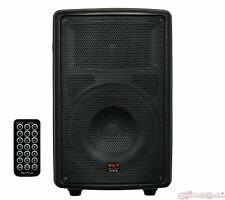 Galaxy Audio Tq8 Traveler Quest 8 Battery Powered Mini Pa Speaker with Remote