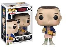 Funko Pop Stranger Things Eleven with Eggos Vinyl Figure