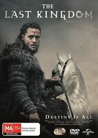 The Last Kingdom Season Two 2 DVD NEW Region 4