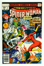 SPIDER-WOMAN #2 NM 9.4 EXCALIBER GILBERT COMIC 1978