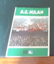 CALCIO: A.C. MILAN [il DIAVOLO] 1977 *Ottime condizioni* 96 pagine con foto RARO