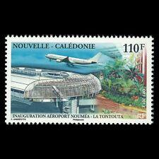 New Caledonia 2013 - Architecture Tontouna Ariport Aircraft Aviation - MNH