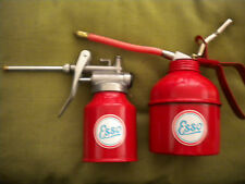 SET OF 2 RETRO REPRODUCTION ESSO OIL CANS( 250cc & 500cc)