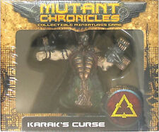 Karak's Curse Mutant Chronicles CMG - SEALED BRAND NEW!