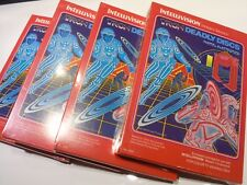 Brand New Sealed Tron Deadly Discs Intellivision Video Game System Story Book