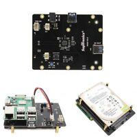 X820 V3.0 2.5'' SATA HDD/SSD Storage Expansion Board for Raspberry Pi 3  AU