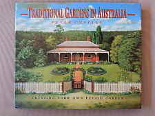 TRADITIONAL GARDENS IN AUSTRALIA BY PETER CUFFLEY