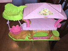 FISHER PRICE LITTLE PEOPLE FAIRY Treehouse playset (S12)#