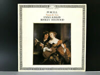 LP Purcell Songs & Airs Emma Kirkby Rooley Hogwood