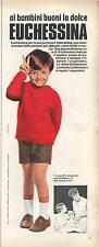 EUCHESSINA, ai bambini buoni la doce... - ADVERTISING