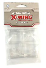 Fantasy Flight Games, Star Wars X-Wing, Clear Bases And Pegs, New
