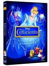 Cenicienta Blu-ray clasico Disney