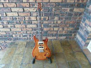 Paul Reed Smith SE Custom24 Guitar with Padded bag – Vintage Sunburst Laurel Bur