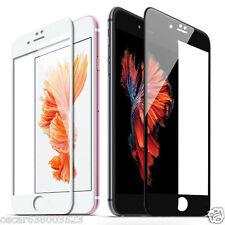 """Protector Cristal Templado Completo 4D 5D con Curvo para iPhone 7 plus 5,5"""" AAA+"""
