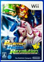 Pokemon Battle Revolution - Wii Nintendo Fighting Game from Japan F/S