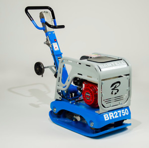 BARTELL BR2750 REVERSIBLE PLATE COMPACTOR + 1 YEAR WARRANTY + FREE SHIPPING