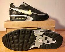 11.5/45.5 - Nike Air Classic BW - 2008 - 309210 015 Black/metallic silver OVP