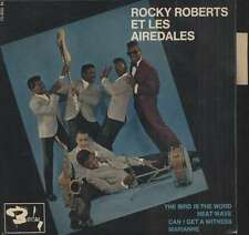 ROCKY ROBERTS et LES AIREDALES The bird is the word French EP 45 BARCLAY 70630