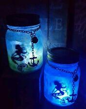 Frantic Fairy MERMAID GLOW JARS