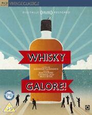 Whisky Galore!  Digitally Restored (80 Years of Ealing) [Bluray] [1949] [DVD]