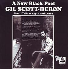 """GIL SCOTT HERON """"Small Talk at 125TH & LENOX"""" sealed U.S. LP 180 g GATEFOLD"""