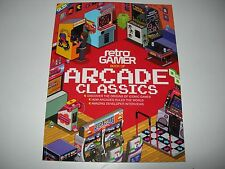RETRO GAMER BOOK OF ARCADE CLASSICS - 2nd Edition : Outrun / SF / Robotron ++++