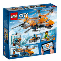 60193 LEGO City Arctic Expedition Arctic Air Transport 277 Pieces Age 6+
