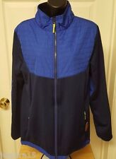 Champion NWT Womens Blues Quilted Venture Warm Lightweight Jacket Size XL 16/18