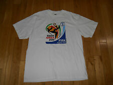 ADIDAS 2010 SOUTH AFRICA FIFA WORLD CUP MENS SOCCER T SHIRT XL