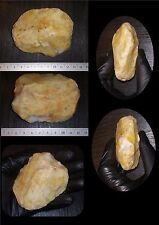 1 Très beau biface en silex taillés  néolithique  (Dordogne) paléolithique flint