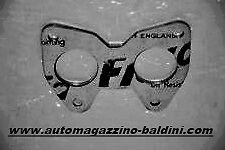 Distanziale Carburatore Fiat 1100 R -124 (bachelite) adatt. fiat 500 *