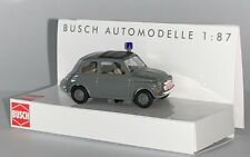 "Busch J97 Spur HO 1:87 Steyr Puch 500 ""Austrian Gendarmerie"" #NEU in OVP#"
