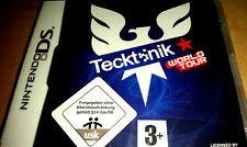 Tecktonik World Tour (Nintendo DS, 2009)