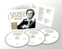 George Jones Gold 3 CD Digipak NEW